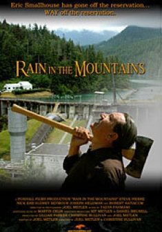 Rain in the Mountains [Movie Poster]