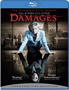Damage: The Complete First Season [Blu-ray Box Art]