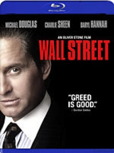 Wall Street [Blu-ray Box Art]