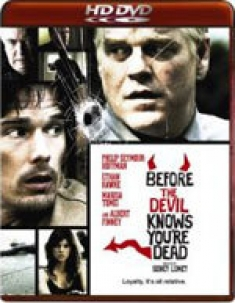 Before the Devil Knows You're Dead [HD DVD Box Art]