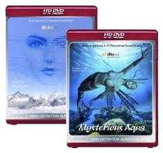 Mysterious Aqua, Mountain Winds [HD DVD Box Art]