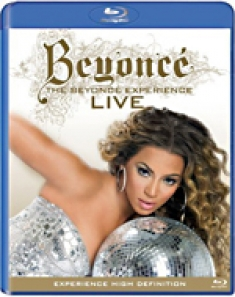 Beyonce: The Beyonce Experience - LIve [Blu-ray Box Art]