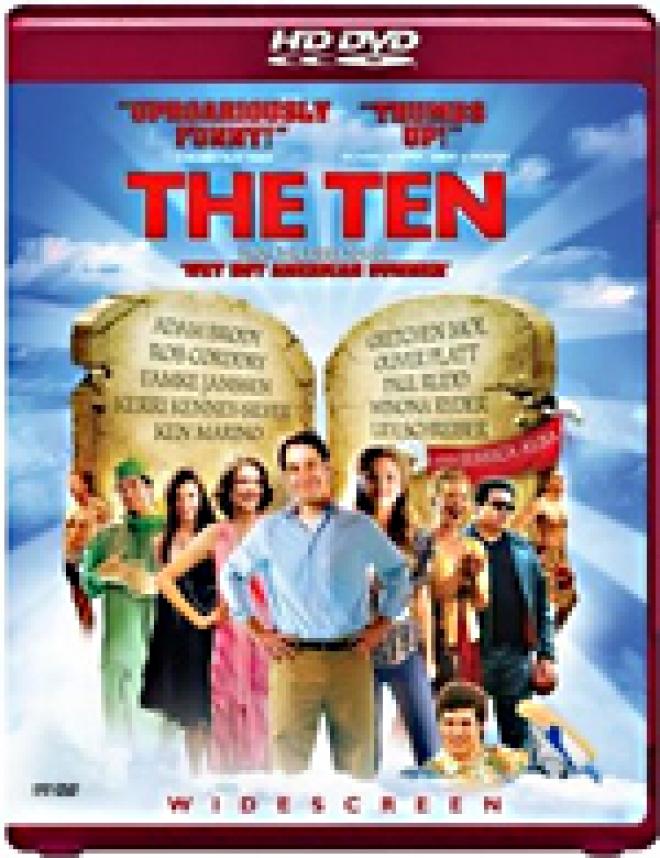 The Ten [HD DVD Box Art]