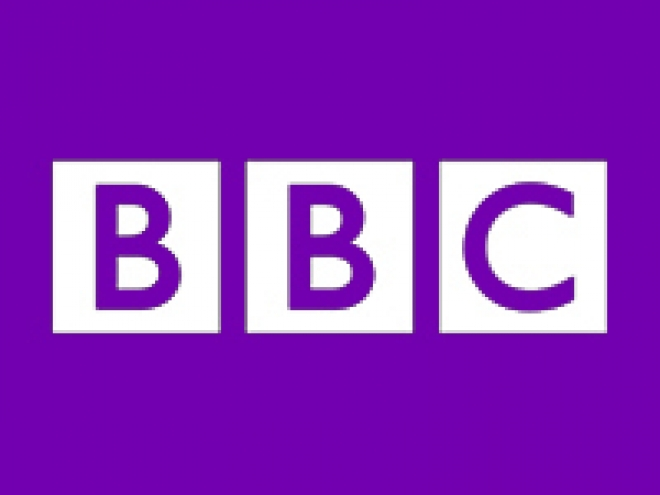 BBC [Logo, Purple]