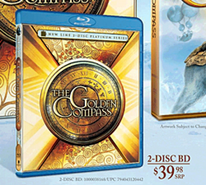 The Golden Compass [Retailer Ad]