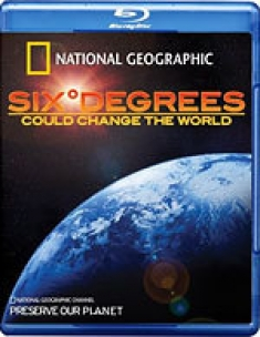 National Geographic: Six Degrees Could Change the World [Blu-ray Box Art]