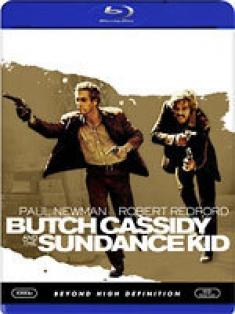 Butch Cassidy and the Sundance Kid [Blu-ray Box Art]