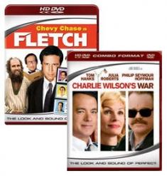 Fletch, Charlie Wilson's War [Blu-ray Box Art]