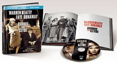 Bonnie & Clyde [Blu-ray Book Art]