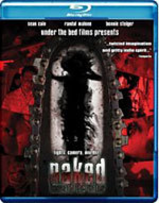 Naked Beneath the Water [Blu-ray Box Art]