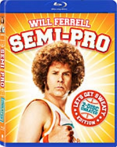 Semi Pro [Blu-ray Box Art]