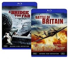 Battle for Britain, A Bridge Too Far [Blu-ray Box Art]
