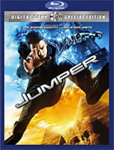 Jumper [Blu-ray Box Art]