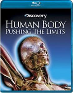 Human Body: Pushing the Limits [Blu-ray Box Art]