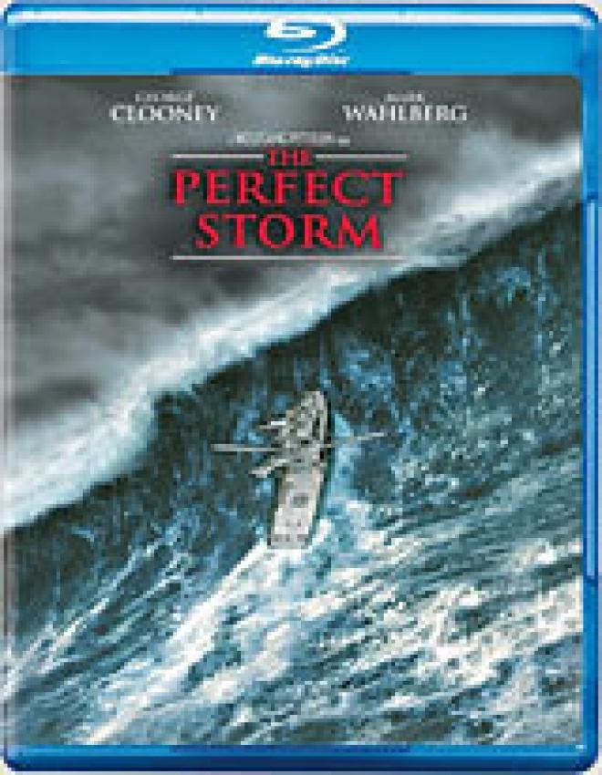 The Perfect Storm [Blu-ray Box Art]