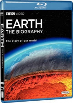 Earth: The Biography [Blu-ray Box Art]