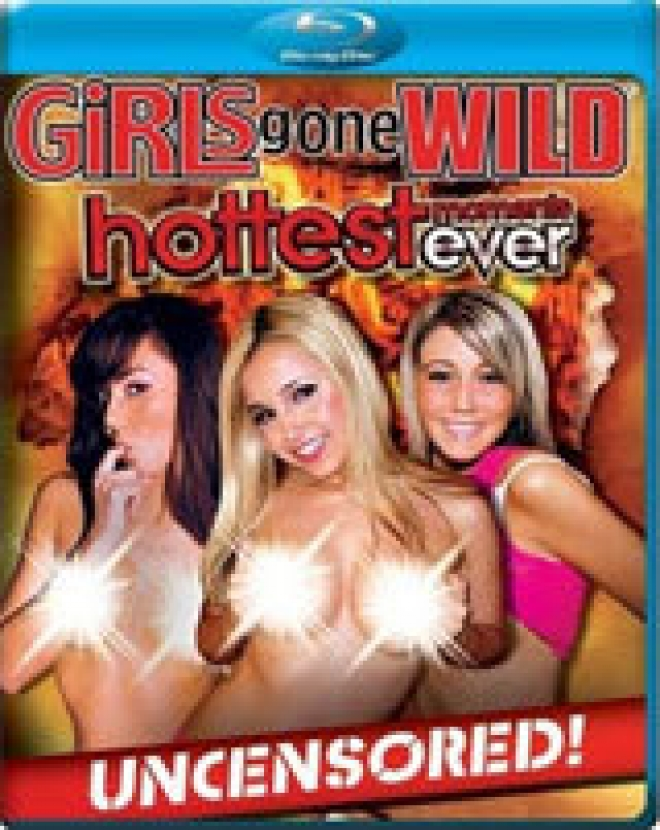 Girls Gone Wild: Hottest Moments Ever [Blu-ray Box Art]