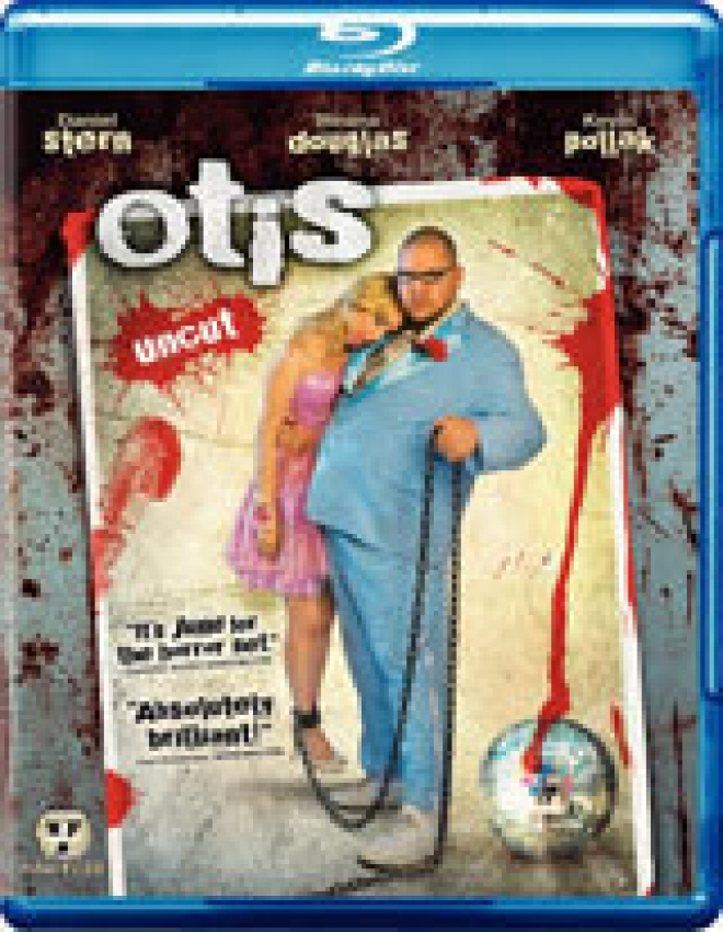 Otis: Uncut [Blu-ray Box Art]