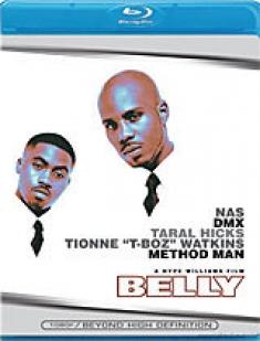 Belly [Blu-ray Box Art]