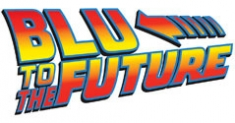 Blu to the Future [Logo]