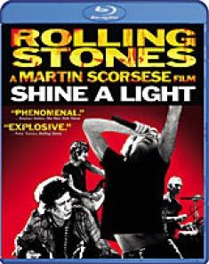 Shine a Light [Blu-ray Box Art]