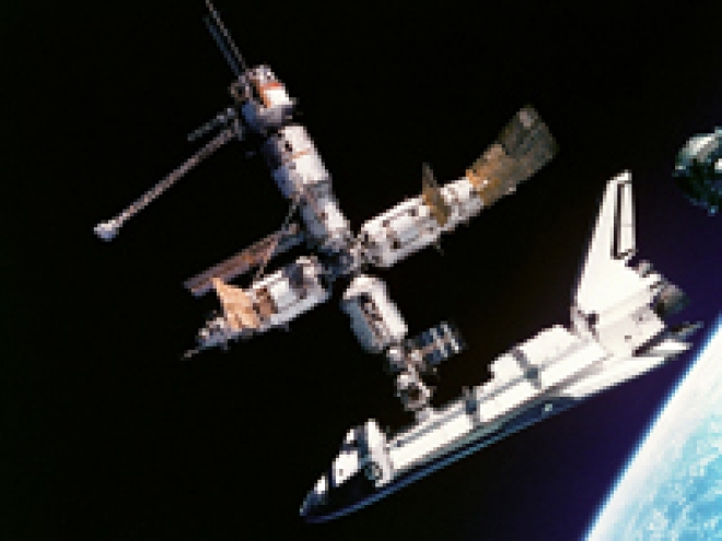 IMAX: Mission to Mir
