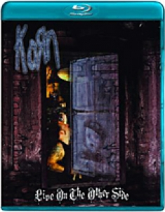 Korn: Live on the Other Side [Blu-ray Box Art]