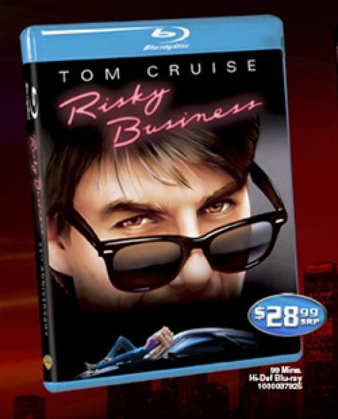 Risky Business [Blu-ray Ad]
