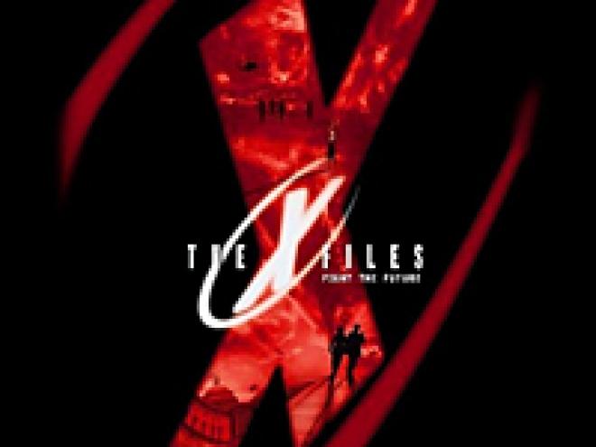 X-Files: Fight the Future [Logo]