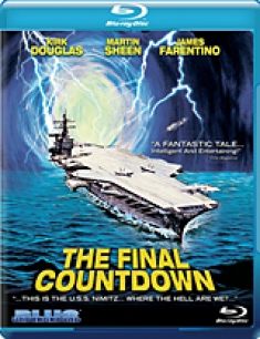 The Final Countdown [Blu-ray Box Art]