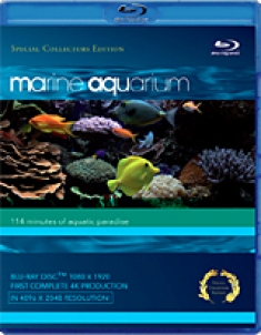 Marine Aquarium [Blu-ray Box Art]