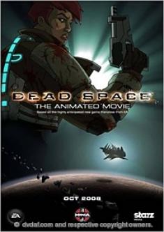 Dead Space: Downfall [Key Art]