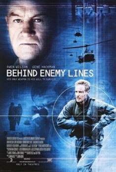 Behind Enemy Lines [Poster]