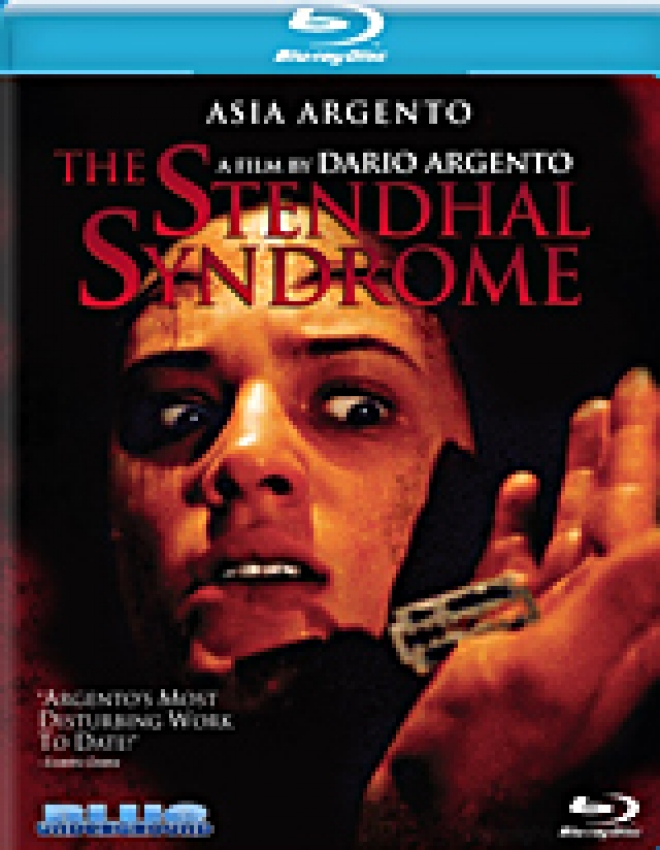The Stendhal Syndrome [Blu-ray Box Art]