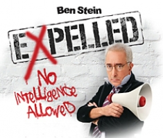 Expelled: No Intelligence Allowed [Key Art]