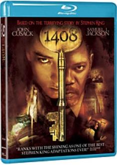 1408 [Blu-ray Box Art]