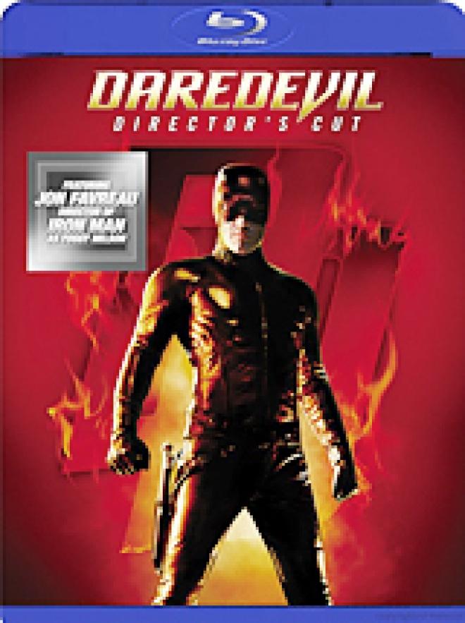Daredevil [Blu-ray Box Art]