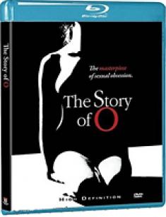 The Story of 'O' [Blu-ray Box Art]