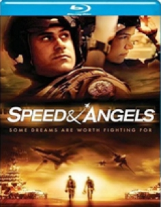 Speed and Angels [Blu-ray Box Art]