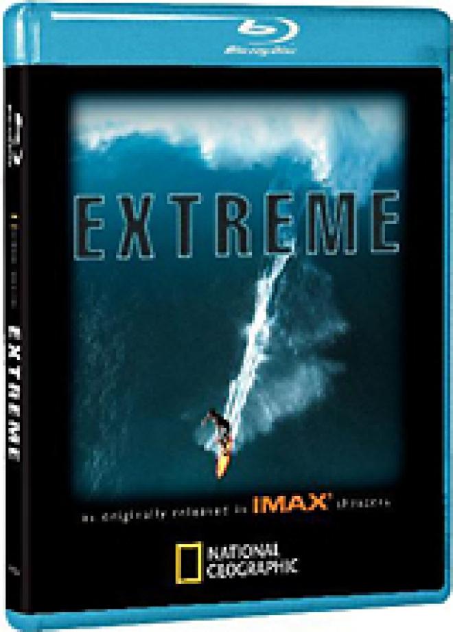 National Geographic: IMAX Extreme [Blu-ray Box Art]