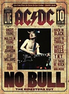 AC/DC: No Bull [Blu-ray Box Art]