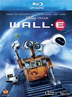 Wall•E [Blu-ray Box Art]