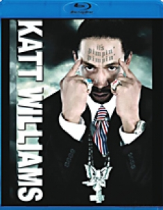 Katt Williams: It's Pimpin' Pimpin' [Blu-ray Box Art]