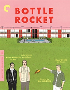 Bottle Rocket [Blu-ray Box Art]