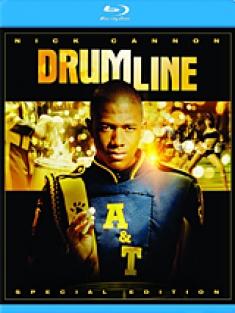 Drumline [Blu-ray Box Art]