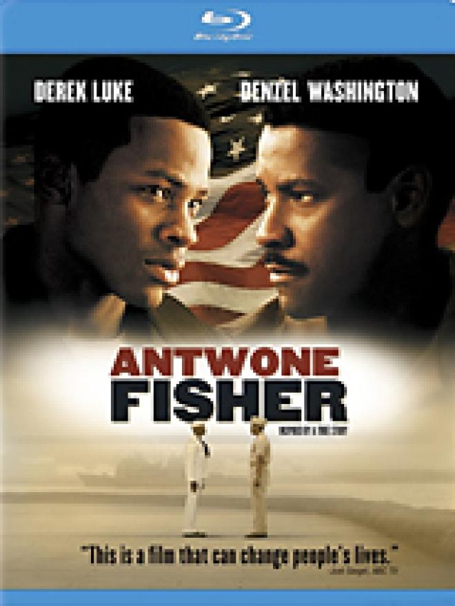 Antwone Fisher [Blu-ray Box Art]
