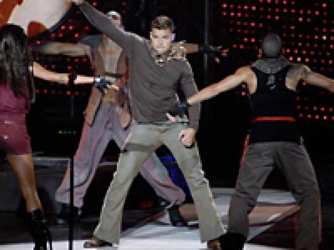 Ricky Martin Live: Black & White Tour