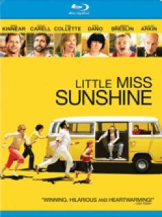 Little Miss Sunshine [Blu-ray Box Art]