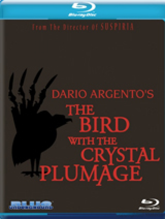 The Bird with the Crystal Plummage [Blu-ray Box Art]