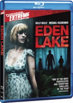 Eden Lake [Blu-ray Box Art]